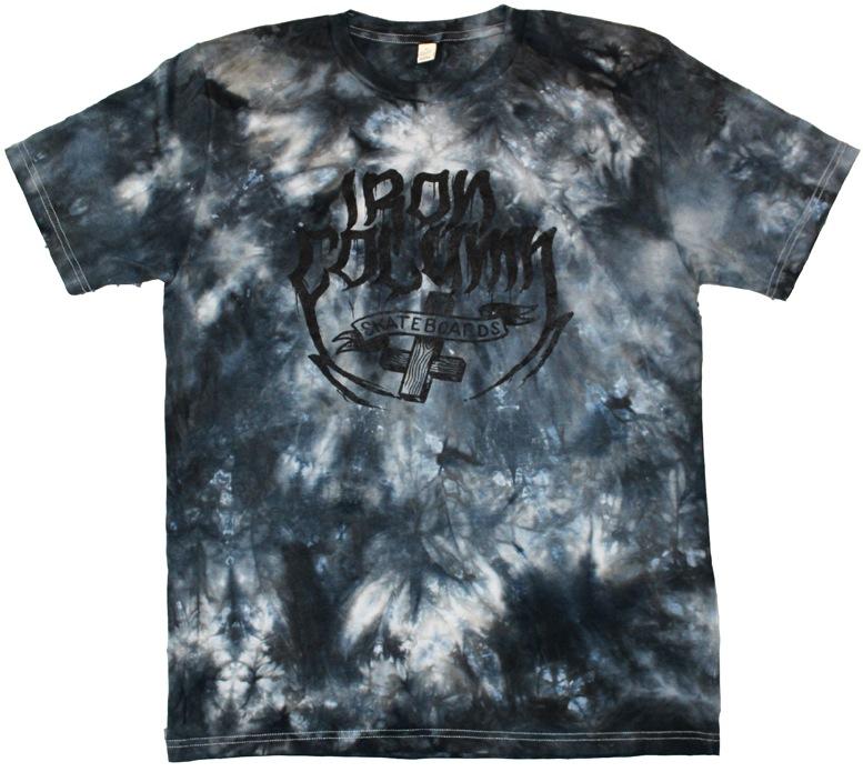 Iron Column Skateboards Death Metal T-Shirt