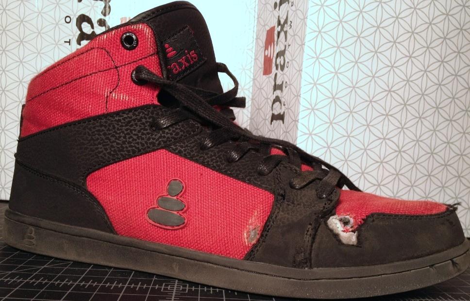 Praxis Elemental Vegan Skateboard Shoes