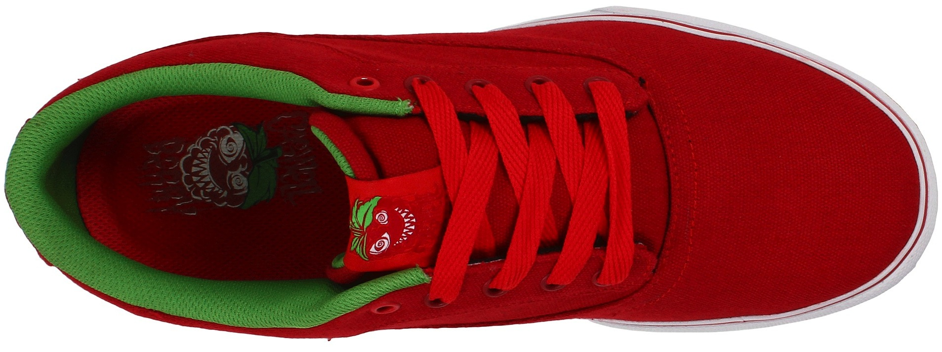 Osiris Skateboard shoes Caswell Berry VLC strawberry Vegan Skate shoes
