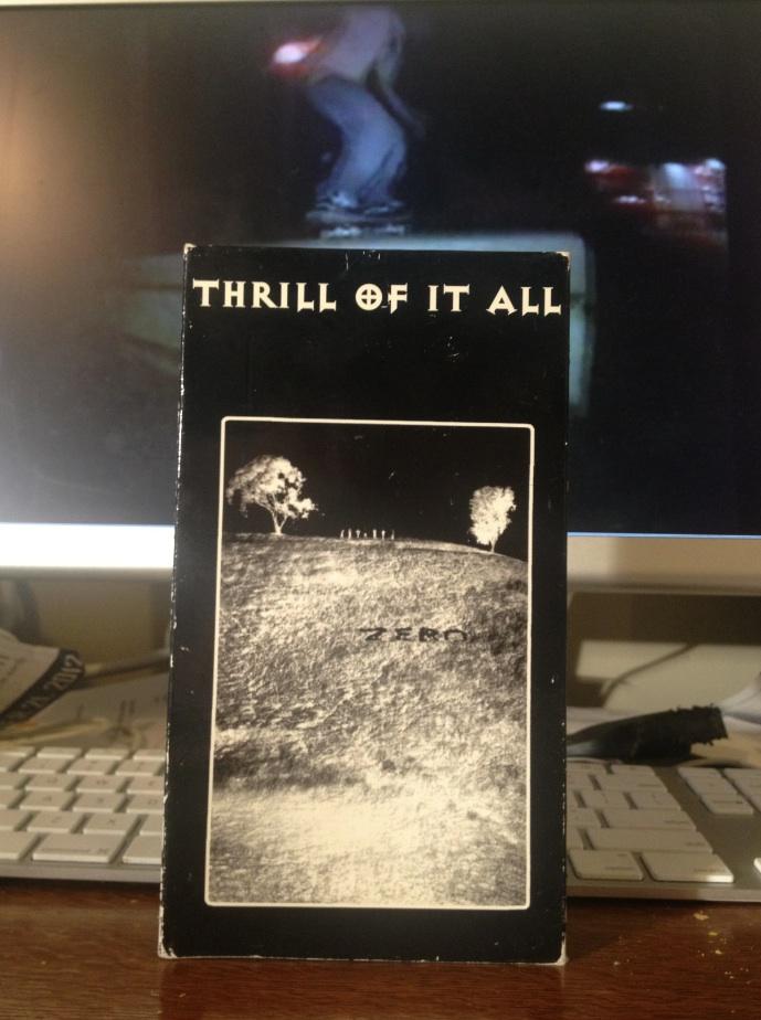 Zero Thrill of It All, Jamie Thomas, Erik Ellington