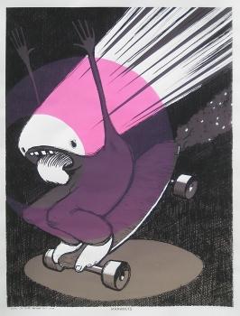 The Bird Machine Manwolf