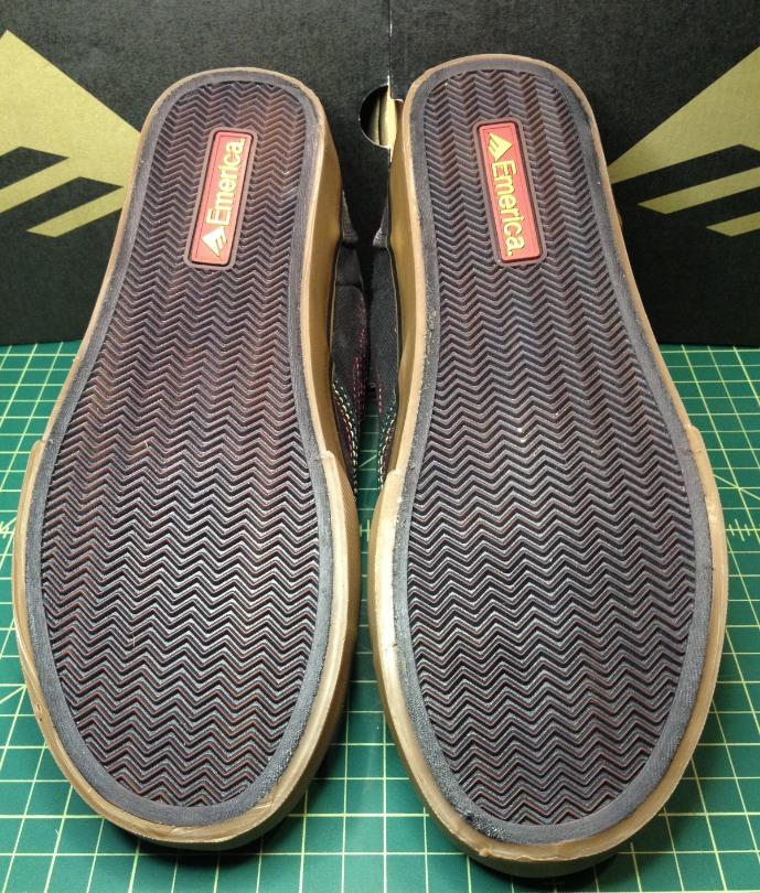 Emerica Jinx Vegan Skateboard Shoes skate review