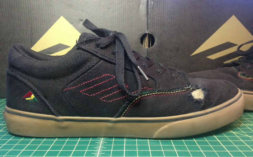 Emerica Jinx Vegan skateboard Shoe