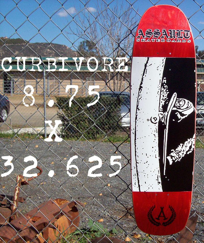 CURBIVORE