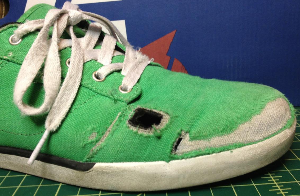 Etnies Jefferson Vegan Skateboard Shoes