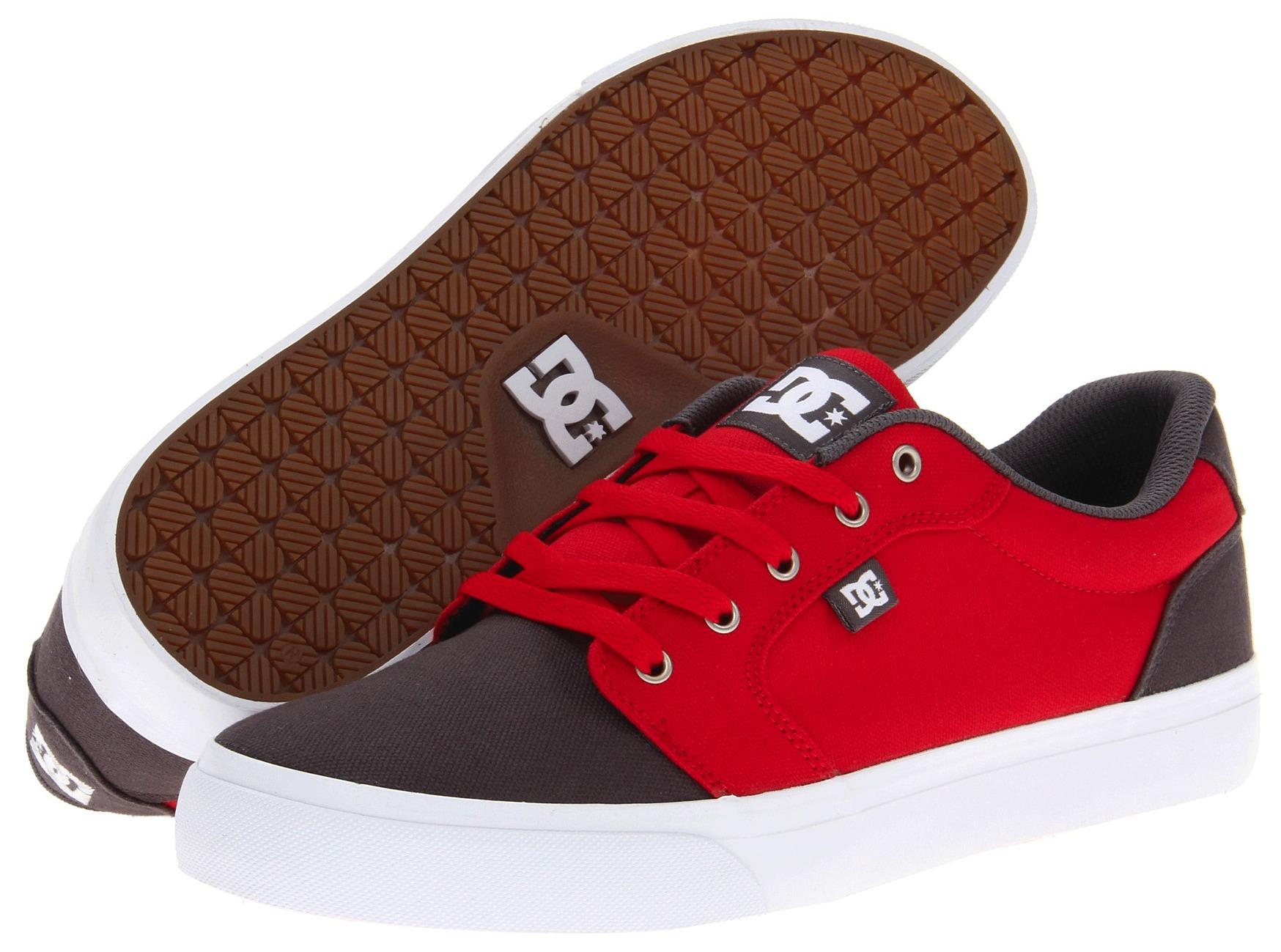 DC Anvil Vegan Skateboard Shoes