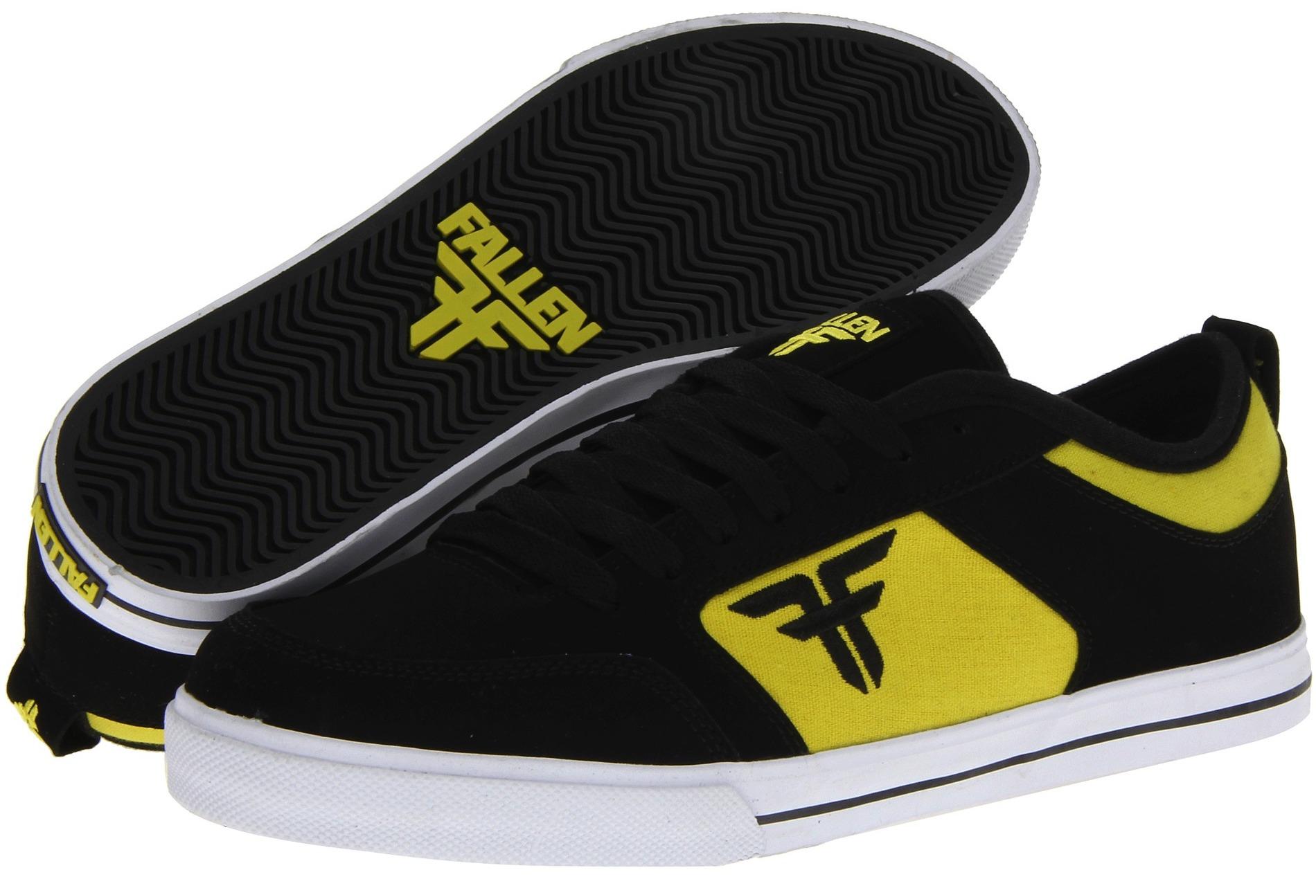 Fallen Clipper SE Vegan skateboard shoes
