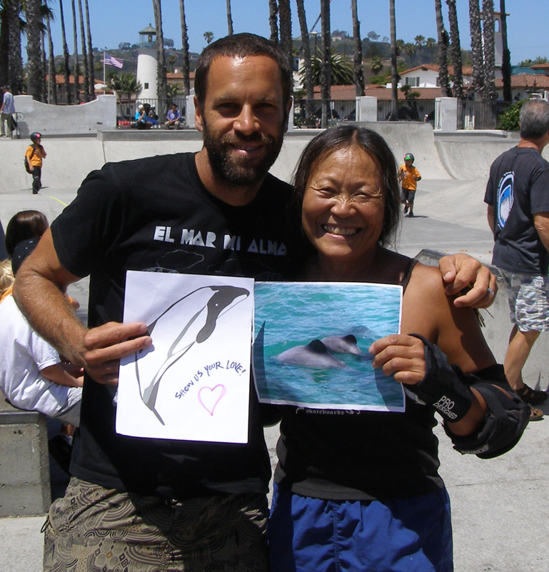 Peggy Oki Jack Johnson Maui's Dolphin Lets Face It