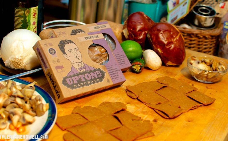 Upton's Natural's Vegan Bacon Seitan