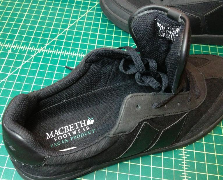 Macbeth Madrid Vegan Skateboard shoe