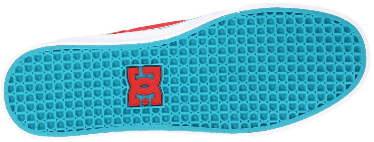 DC Vegan Skateboard Shoe Bridge TX