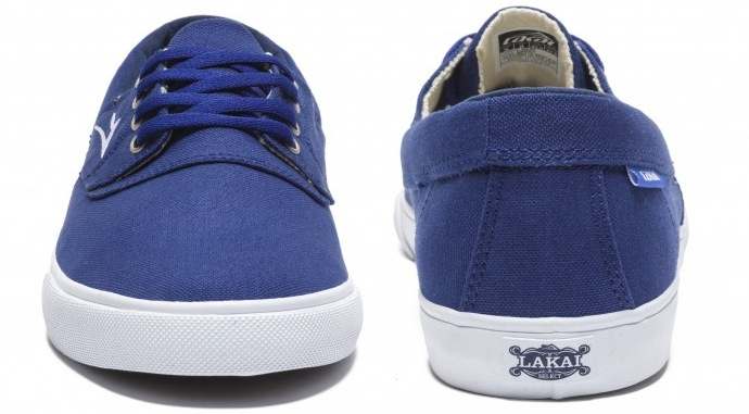 Lakai Vegan Skateboard shoes, The Camby