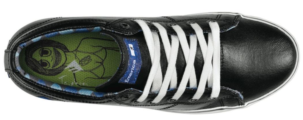Vegan Skateboard Shoes Ed Templeton Tempster Emerica