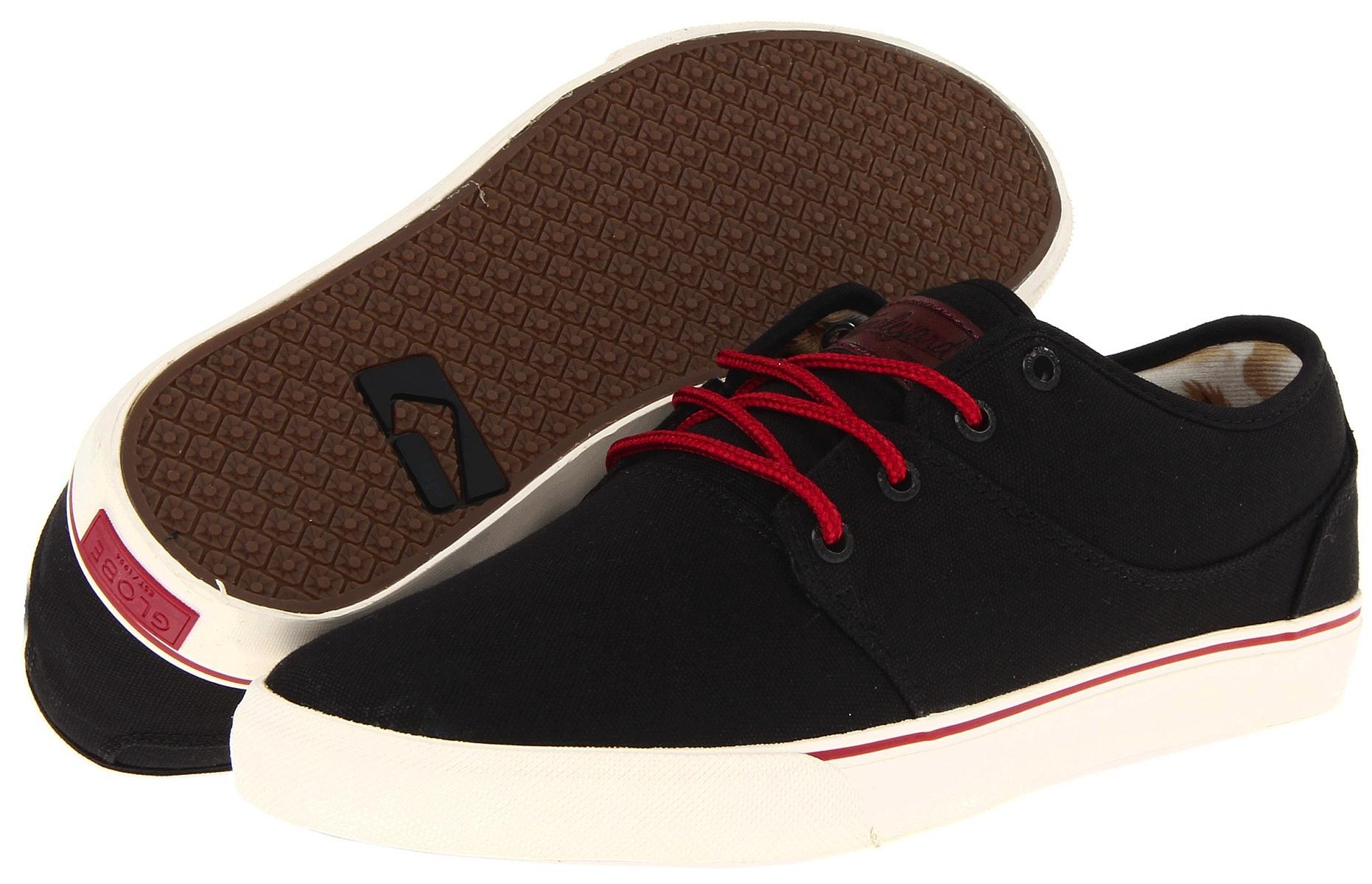 Hemp Vegan Globe Mahalo Skateboard shoes Mark Appleyard