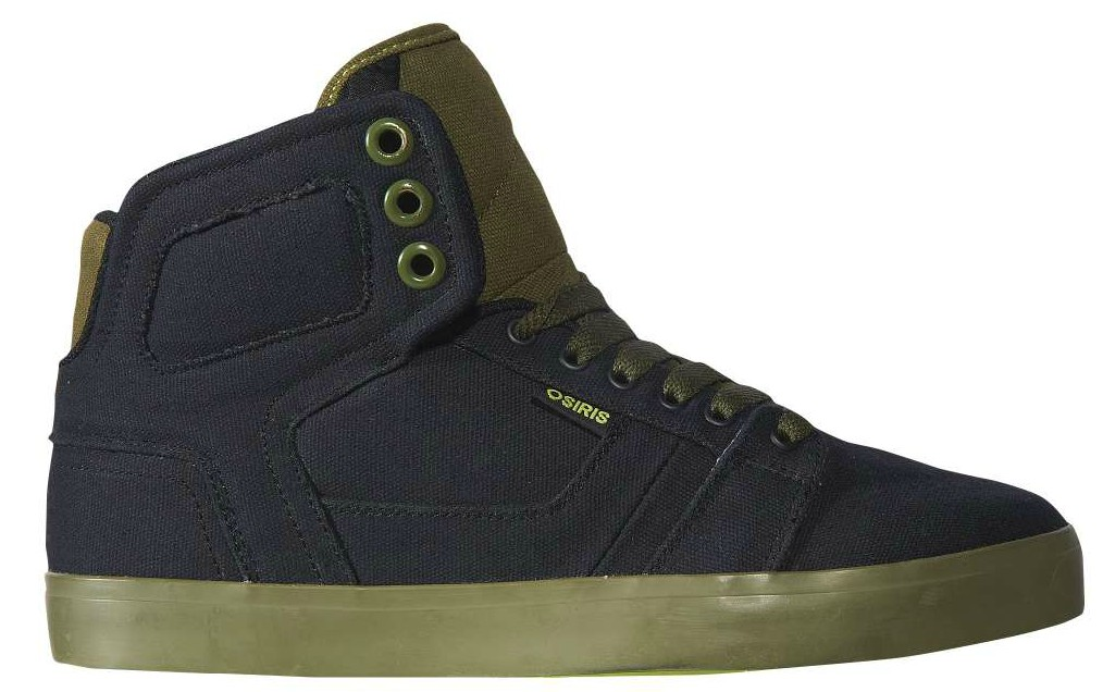 Osiris Effect Vegan Skateboard shoes