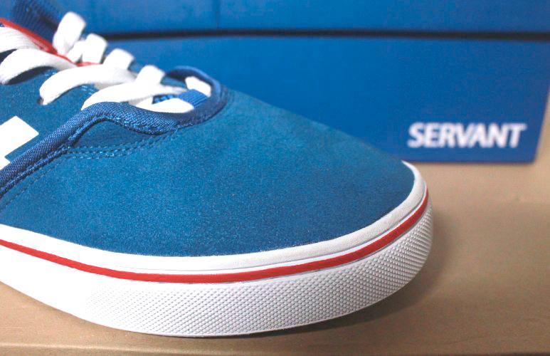 Servant Dagon Vegan Skateboard shoe