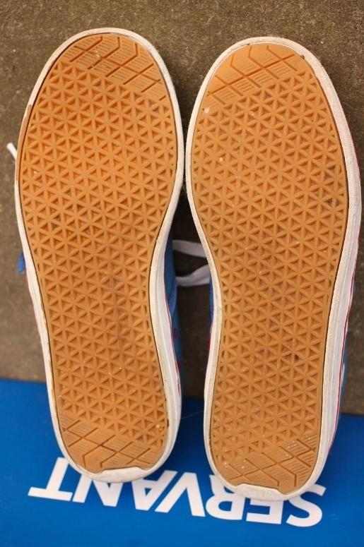Servant Dagon Skateboard shoes Vegan shoes Vegan skateboard shoes