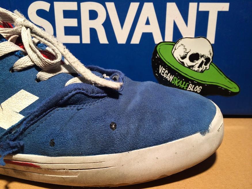 Vegan Skateboard shoes Dagon Servant Vegan Skate Blog