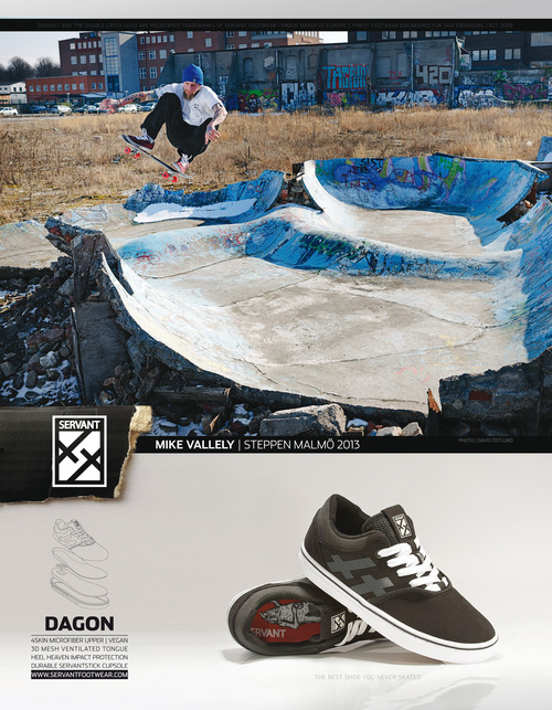 Mike V, Servant Vegan Skateboard Shoes Thrasher