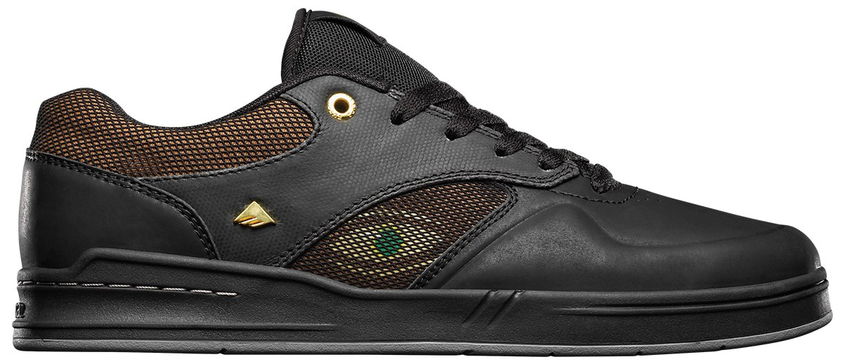 Emerica The Heritic X Ed Templeton Vegan Skateboard shoe