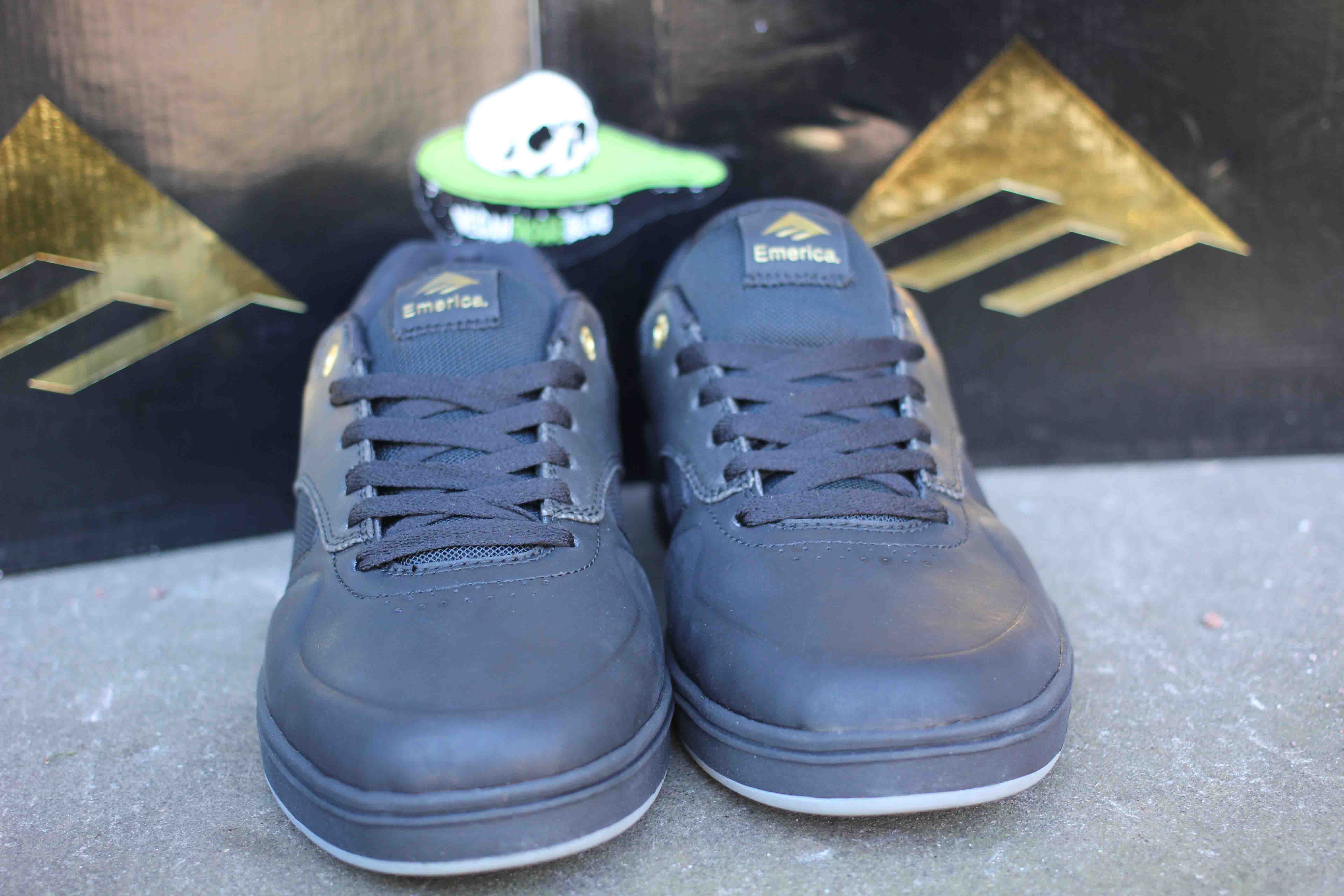 Emerica Vegan Skateboard Shoe Ed Templeton The Heritic