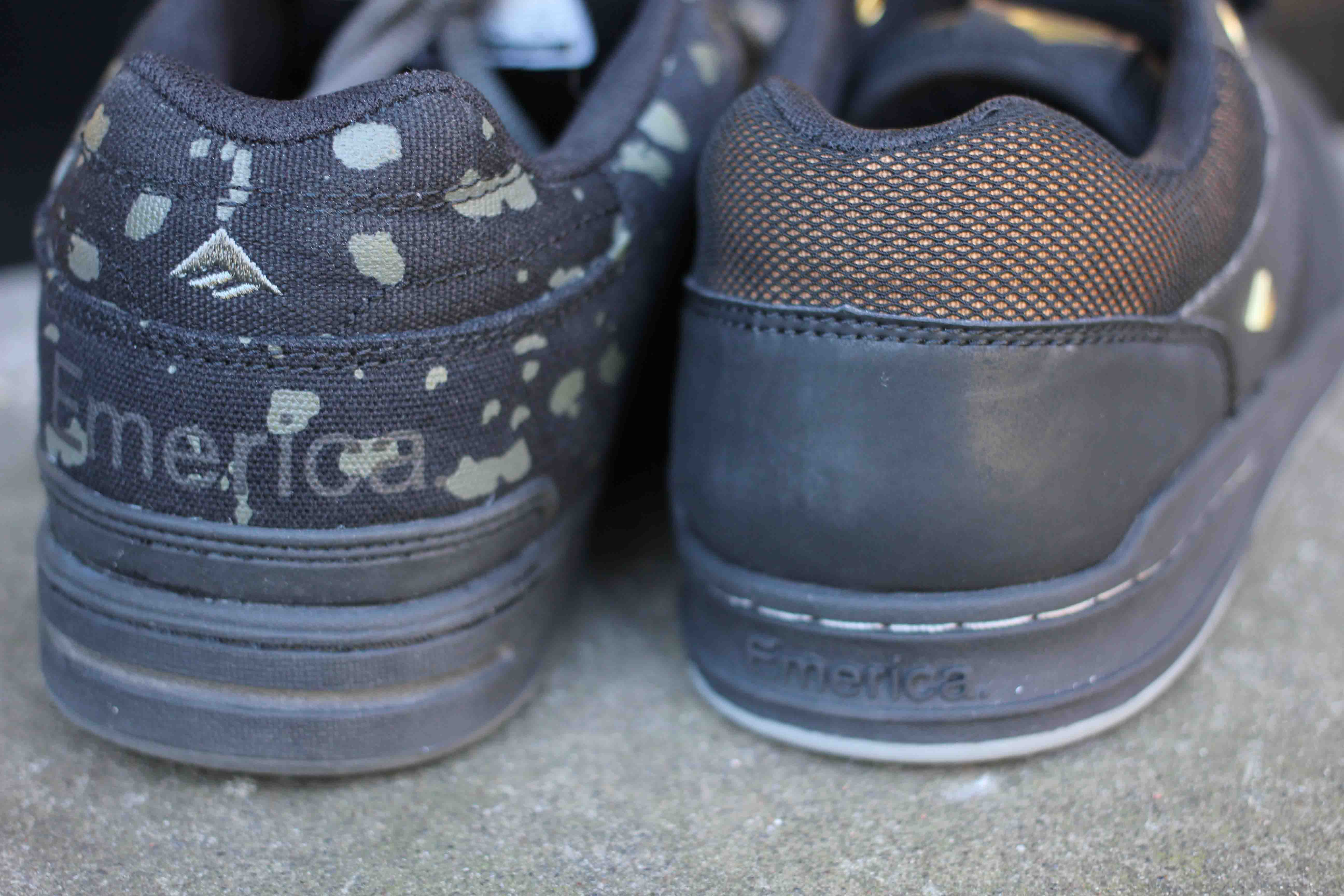The Heritic 3 and The Heritic X Ed Templeton Vegan Skateboard shoes