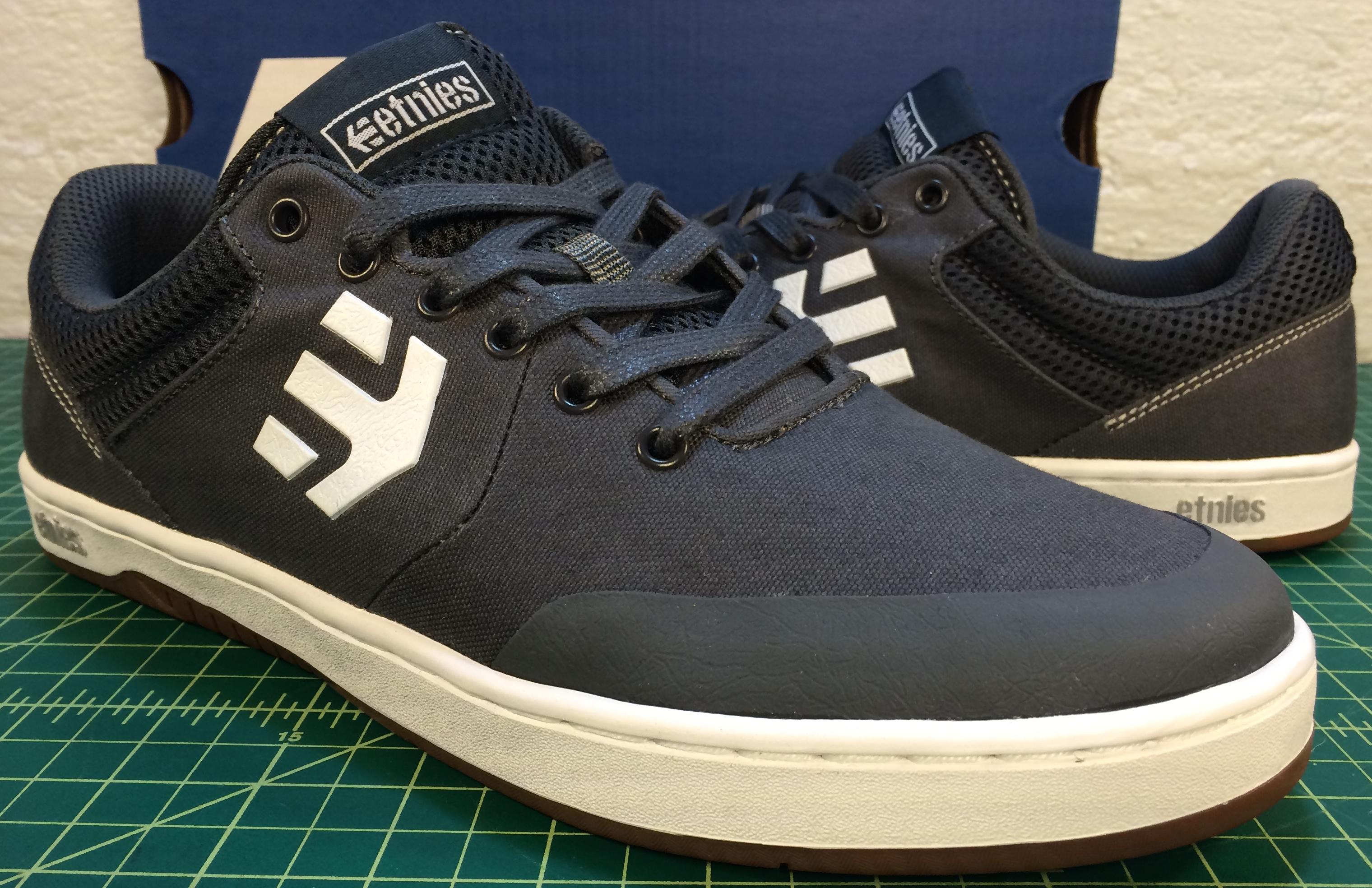 Vegan Skateboard shoes Etnies Marana
