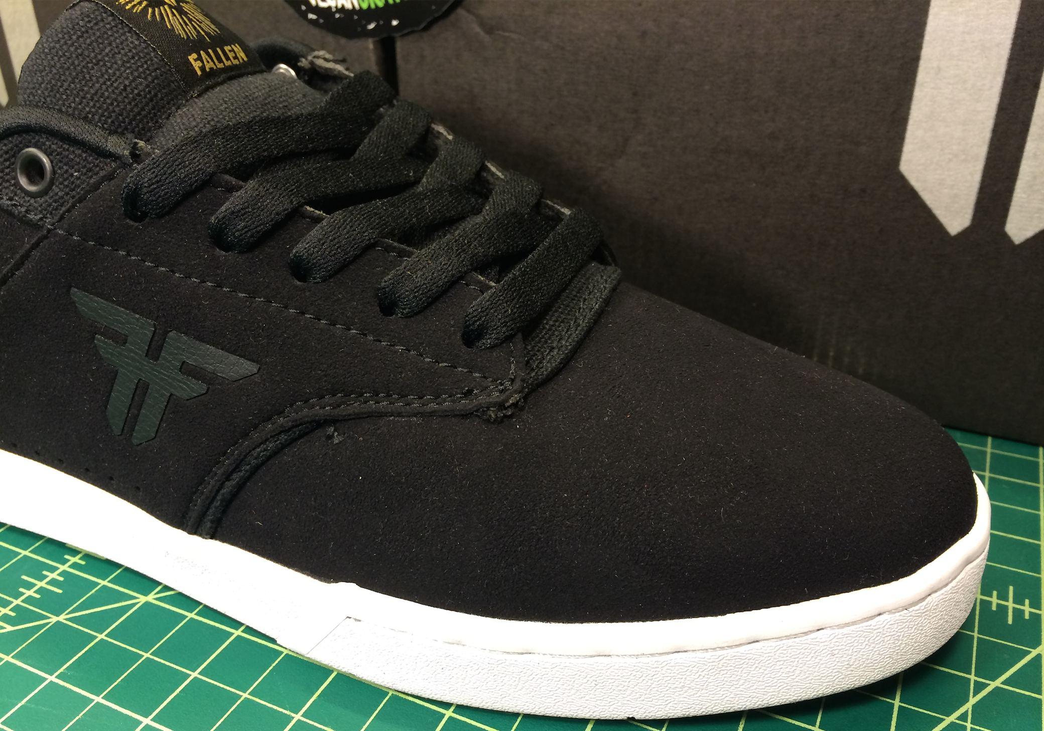 synthetic vegan skateboard shoes Fallen