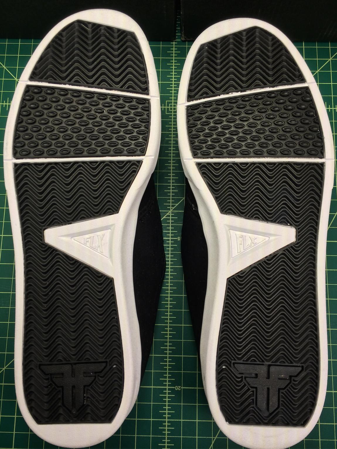 Fallen the vibe FLX soles slim cupsole vegan skateboard shoe