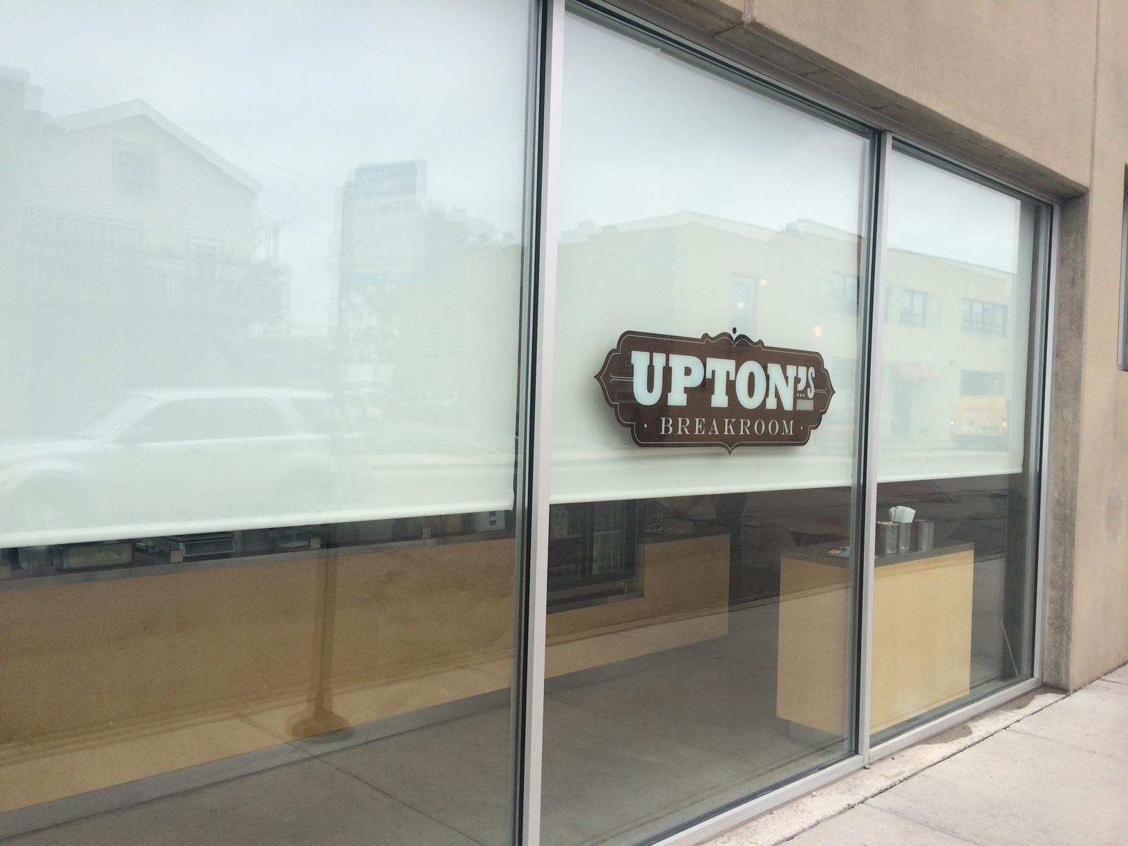 Upton's Breakroom