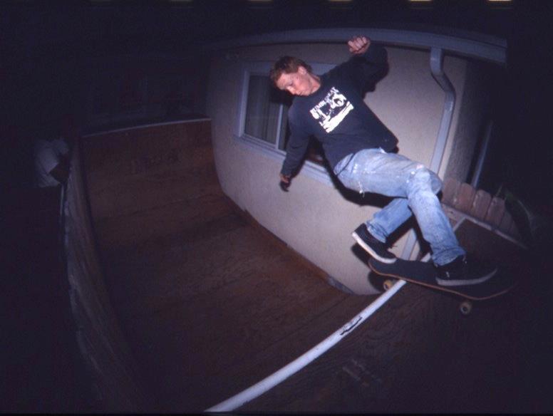 Matt Vegan skateboarder