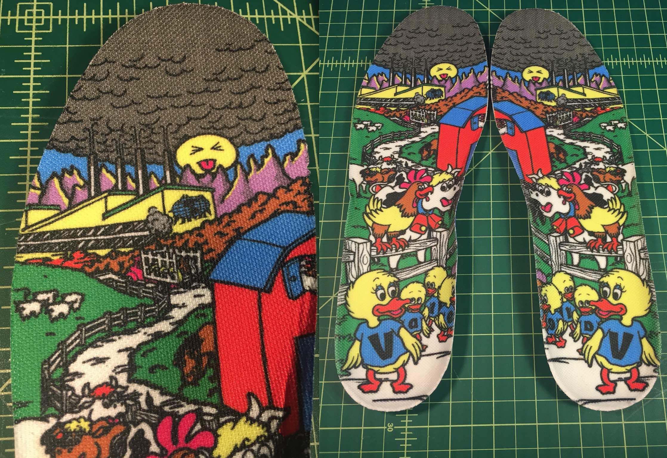 vegan skate shoes Barn Yard Street plant