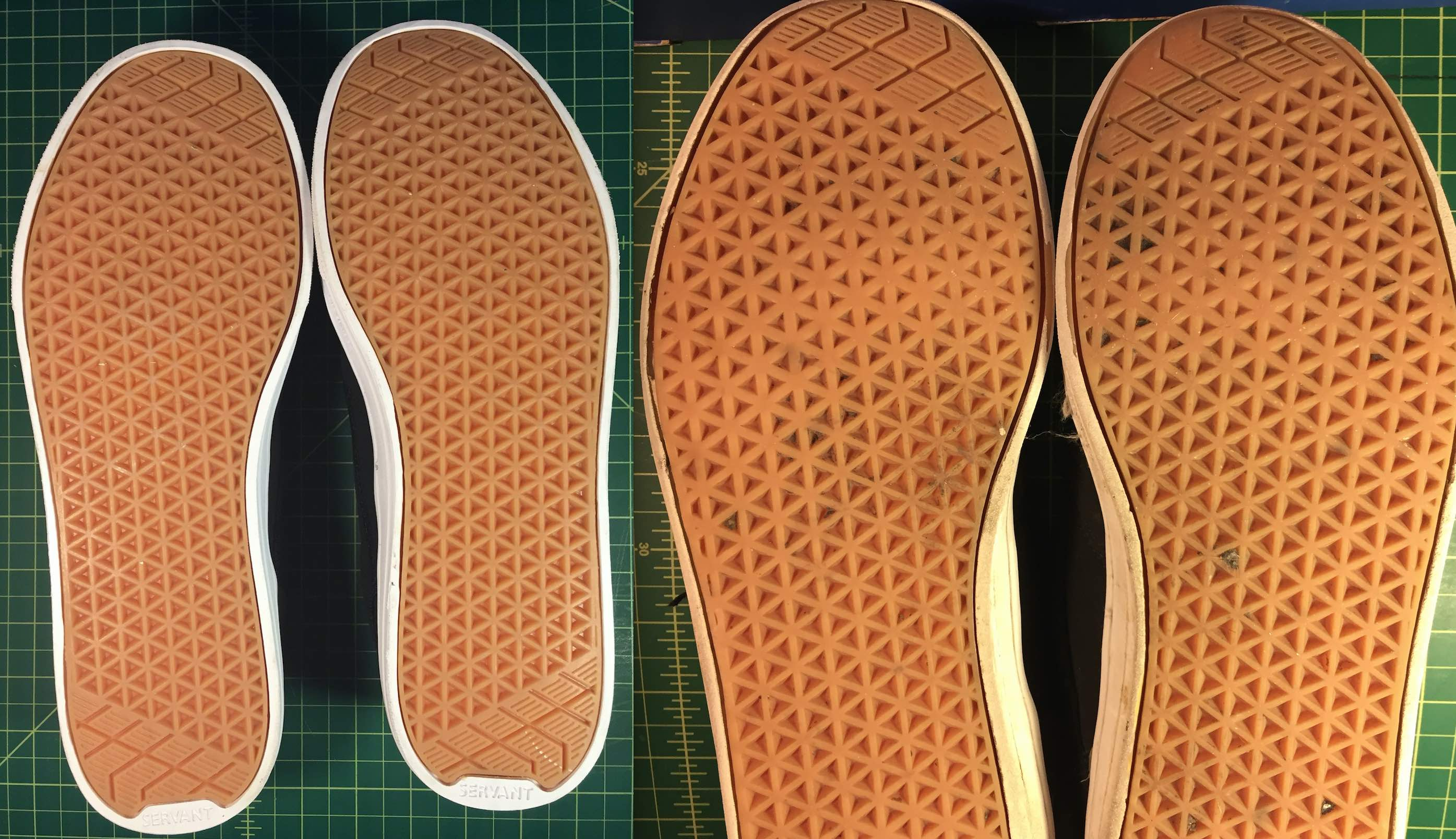 Servant shoes Loiter Vegan