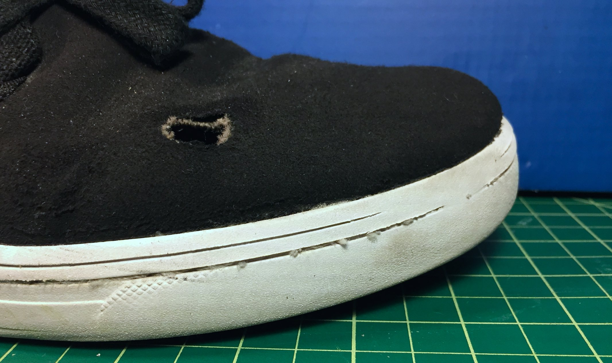 vegan skateboard shoes Loiter Servant Mike V