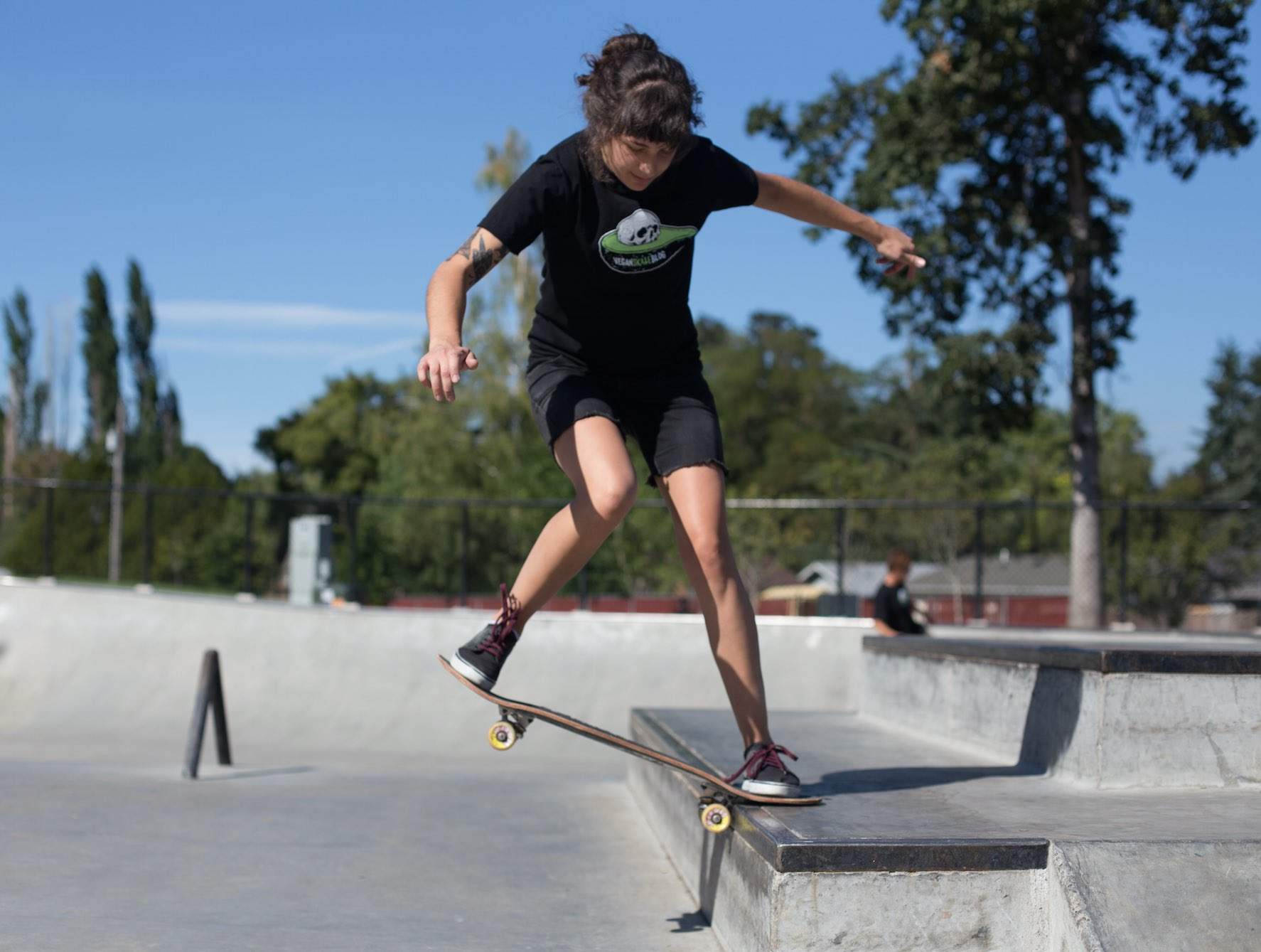 women skaters unisex ethical fashion ethical apparel vegan recycled