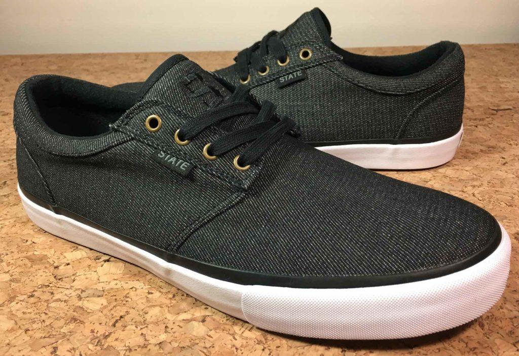 State Footwear vegan skate shoes Canvas